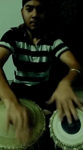 #tablacover #hawayein #instrumental