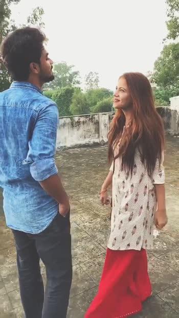 #duetwithkritika #couplesgoals #romanticvideo