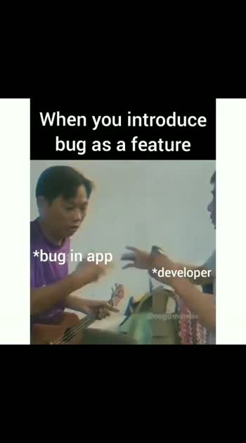 bug as a feature