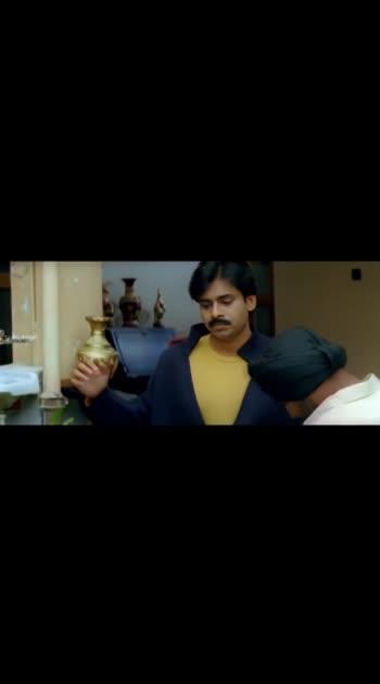 pavankalyan powerful entrance in in balu movie