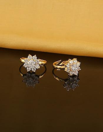 💥Jazz up your style with this fancy Toe Ring!✨ Get up to 20 % Off use this coupon- AAJ10BA1 Shop Now: http://bit.ly/32DbFdm - - - - - - - - - - - - - - #toerings #goldtoerings #silvertoerings #toeringsonline #legfingerring #indiantoerings #fancytoering #designtoerings #latesttoering #bichiyaonline #housefull4 #joker #diwalisale #jewellery #artificialjewellery #anuradhaartjewellery