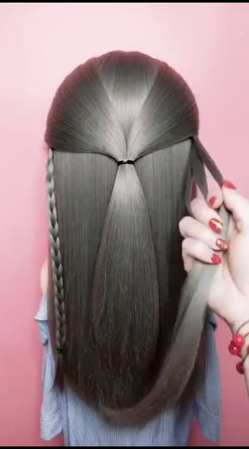 #hair-style #easy #fasionstyle