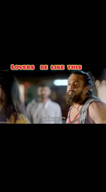 loves attitude dialoge #pogarukannada #dhruvasarja #rashmikafans #chandanshetty