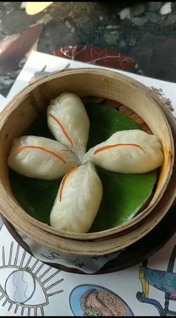 Dimsums. #momolover #food  #roposo