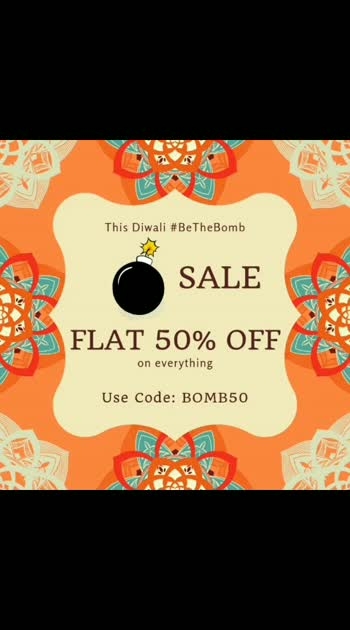Dropping the Diwali Bombshell!  #bethebomb sale is LIVE NOW 💣  USE CODE: BOMB50  https://www.theredbox.co.in/en/ . . . . . #theredbox #crazysexycool #spiceitup #bomb #bombsale #bombshell #diwalisale #diwali #diwalispecial #diwalioutfits #happydiwali #love #festivities #indianfestival #bloggerlife #fashionista #flat50off #ootd #fashionsale #fashionjewellery #diwalijewellery #urbanstyle #indowestern #indianfestival #india #newyorkcity #newdelhi #chandigarh #mumbai