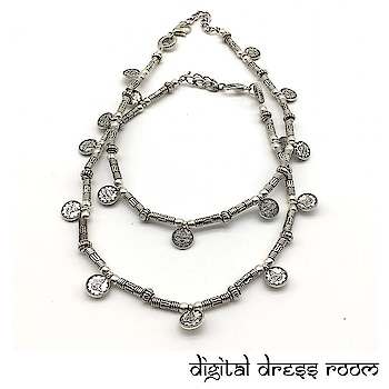 Latest Anklet Designs Delicate Silver Coin Payal Anklets❤ Item Code:(🔎1402NP20-349) Purchase fro our website-https://digitaldressroom.com/collections/anklet #anklet #anklets #payal #silver #silveranklets #silverpayal #Designeranklet #Designerpayal #jewellery #germansilveranklets #oxidizedanklets #oxidizedpayal #germananklets #germanpayal #oxidizedjewellery #oxidizedjewelry #artificialjewellery #jewellerylove #indianjewellery #traditionaljewellery #imitationjewellery #indianjewellery #fashionjewellery #bridelwear #brideljewellery #indianwear #mangalsutra #ankletlove #ankletlovers