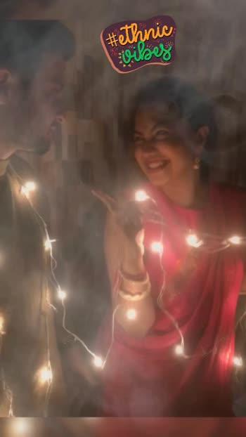 #diwali2019 #diwali #lookbook @roposotalks #ethnicvibes