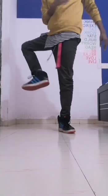 How to toe turn from back #dancetutorial #chinzz