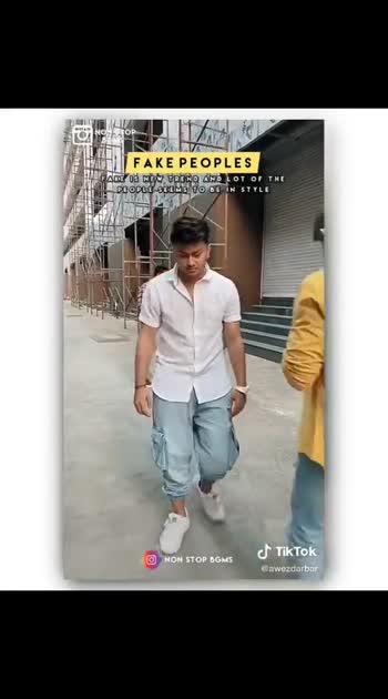 fake peoples