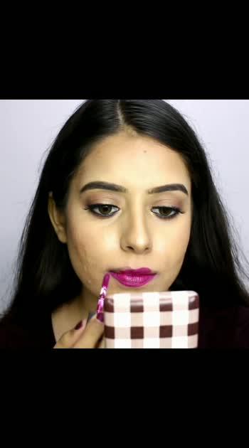 #sugarcosmetics smudgeme not liquid lipstick lip swatches💓 .  .  #lipswatches #tamilbeats #tamilyoutubers #chennaiblogger #chennaiyoutuber #tamilblogger #makeupartist #followmeonroposo