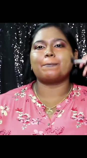 dark indian skin makeup tutorial  #duskybeauty #makeupartist #chennaiblogger #tamilyoutuber