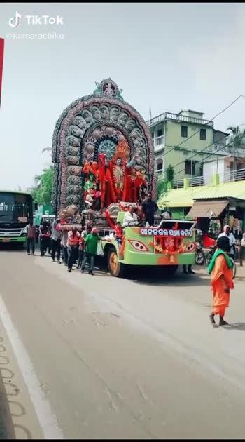#Cuttack Kali Puja bhasani