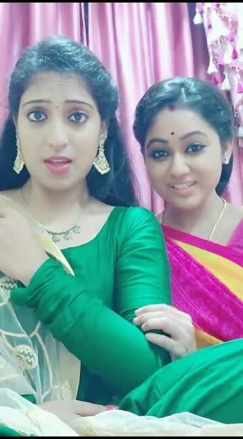 #unpersolla_aasai_thaan #meghna #ponmagalvanthaal #vijaytelevision #roposo-beats #roposo-feed