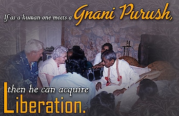 Do you know that if as a human one meets a Gnani Purush (The Enlightened one), then he can acquire liberation?  To read more on: https://www.dadabhagwan.org/scientific-solutions/relationship/death-and-relationships/the-importance-of-human-life/   #gnanipurush #enlightened #soul #puresoul #self #spiritual #spirituality #liberation