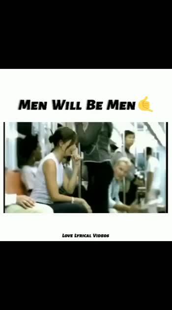 #Men is men