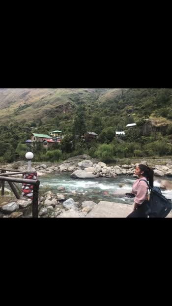 💚 whats your favourite loctaion at Himachal  #himachalpradesh  #roposotravel #blogger #lifestyleblogger #featurethis