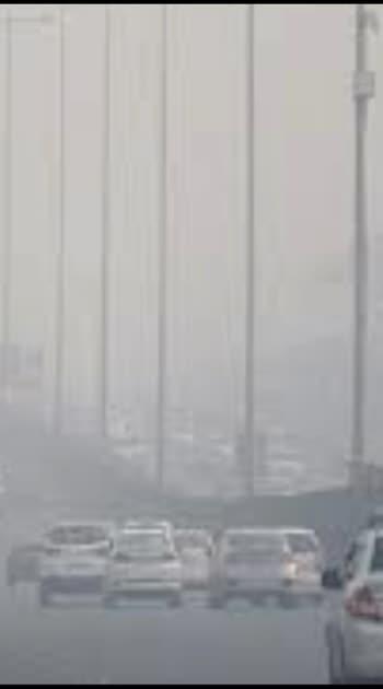 प्रदूषण का कहर: 40% दिल्ली वाले छोड़ना चाहते हैं शहर, एक साल में 5% बढ़ा आंकड़ा- सर्वे  #airportfashion #Airpollution