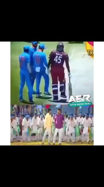 #viratkohli18 #gayle #cricketlovers #pk- #teamfollowback