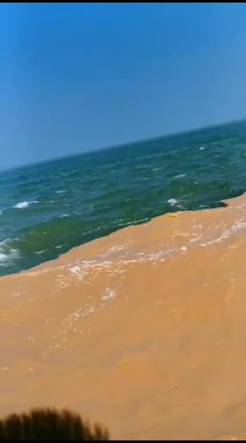 Pacific & Atlantic Ocean Meeting Point - 👌😍❤️