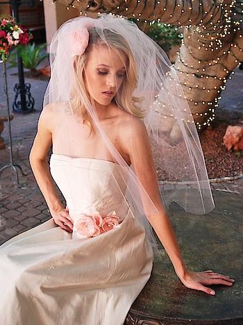 10 Bridal Veils To Light Up Your Big Day!  Read Now: https://www.musely.com/tips/10BridalVeilsToLightUpYourBigDay/30694806  #weddingplanning #bridalveils #wedding #bridalcollection #weddingideas #veil #weddingveil