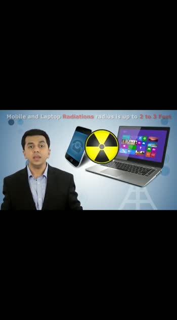 Harmful radiation