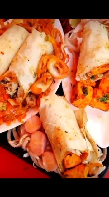 Shawarma Combo 💓#roposostar #food #foodphotography