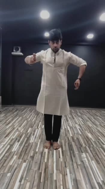 #learndance 5 steps of #ganeshvandana @rpprroposoindia18 @roposoofficial1