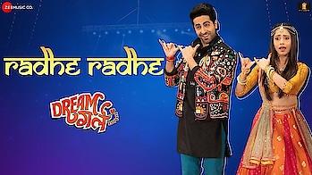 Radhe Radhe - Dream Girl | Ayushmann Khurrana, Nushrat Bharucha | Meet Bros ft. Amit Gupta | Kumaar