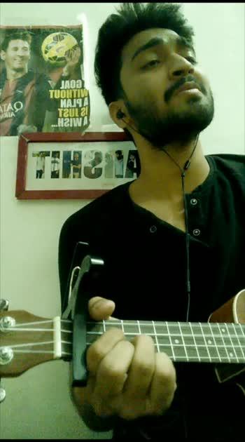 #arijitsingh #arijitsinghsongs #bollywoodcover #bollywoodsong #ukulelecover #ukuleleindia #ukulele #guitar #guitarist #guitarcover #bestoftheday #newvideo #newsong #trending #trendingvideo