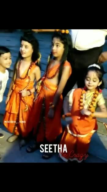 #Rama Rama sitha sitha #