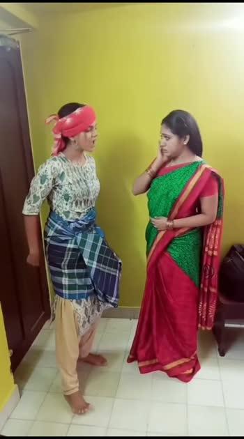#vadivelucomedy #archana #meghna #ponmagalvanthaal #vijaytelevision #roposo-comedy #haha-tv #roposo-feed