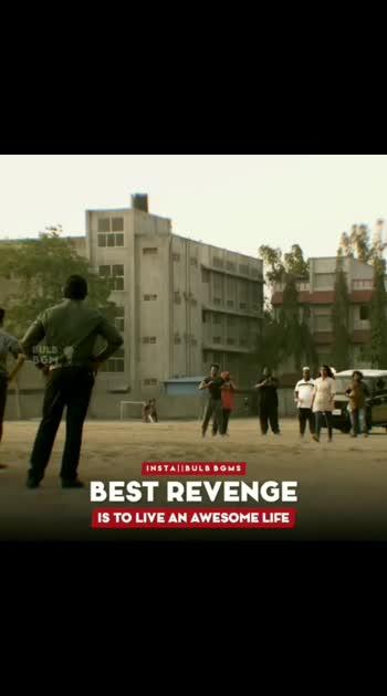 #bigil  best revenge