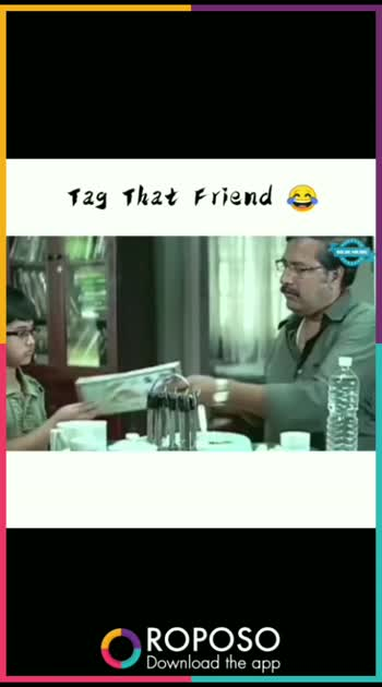 #roposo funny video