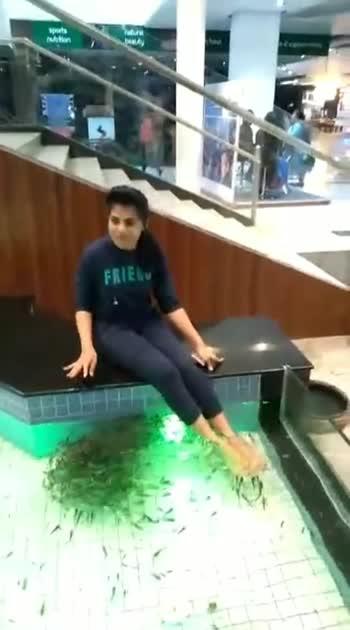 Fish Pedicure - 🙌😍❤️