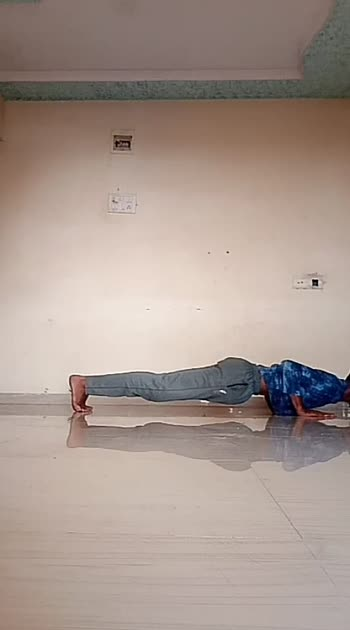 """""""Yoga is almost like music in a way; there's no end to it.""""  #yogapractice #workout #workoutmotivation #trythis  #yoga #love  #fitnessmotivation #humfittohindiafit #roposo  #roposodance #fitness"""