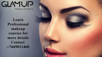 Turn your Makeup passion in your career & became professional Makeup Artist. Join Glamup Makeup Academy. To get further information about course visit our website-https://www.glamupmakeupacademy.com/  or contact at 7669011460