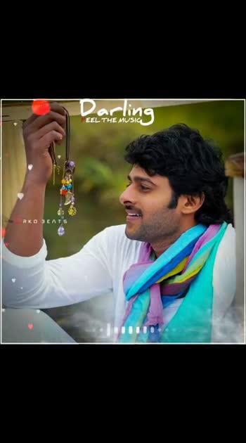 #musuc_lover_ #darlingprabhas