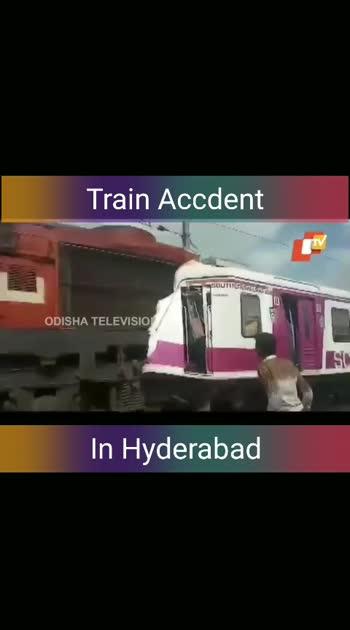#Trainaccdent #Hyderabadinaccdent #Newaccdent