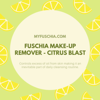 This Antioxidant rich make up remover removes even water proof makeup, resulting in a natural glowing skin. 👉🏻It also controls excess of oil from skin. 🍋Hurry & Shop : WWW.MYFUSCHIA.COM #fuschia #vkarebiosciences #myfuschia #skincare #skincareroutine #beautytreatment #makeupremover #selfcare #beautycare #naturalbonds #naturalskincare #beautyaddicts