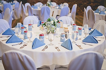 The Center Of Attraction 9 Adorable Wedding Table Decoration Ideas To Choose From  Read Now: https://www.123weddingcards.com/blog/the-center-of-attention-9-adorable-wedding-table-decoration-ideas-to-choose-from/  #weddingtablecenterpieces #weddingtabledecoration #weddingtabledecorationideas #weddingplanning #weddingdecor #weddingdecoration #weddingplanningideas