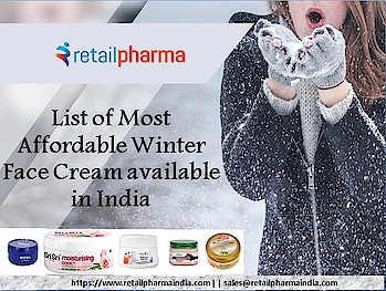 Winter Face Cream Collection  Read More: https://bit.ly/36WQtSd  Buy Best Face Moisturizer Winter Skincare Product from Retail Pharma. Find the widest range of brand now available.  Shop Now: https://bit.ly/33UXlgE  #FaceCream #ColdCream #WinterCream #Skincare #FaceMoisturizer #Moisturizer #SkinMoisturizer #BestFaceMoisturizer #BodyCream #OnlinePharmacyStore