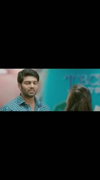 #ropose #rajarani_movie_scene