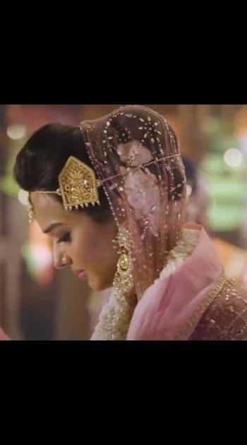 #cutecouple-with-nice-song #indianwedding