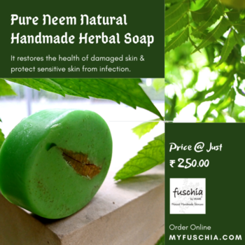Neem🌿🌿 leaves moisturize your skin and make it soft and supple. It's anti-fungal properties also helps lighten scars and pigmentation that are caused by acne. Order Online : http://bit.ly/351SxGA  #NaturalSkincare #Skincare #NeemSoap #HandmadeHerbalSoap #Acne #antiaging #acneSkincare #AntiagingSkincare #SkincareTreatment #BeautyAddicts #NaturalBonds #neem #ageLock
