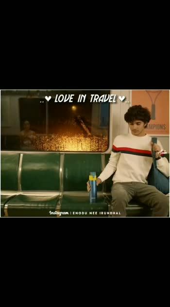#travel-love #travel #love-status-roposo-beats #loveness
