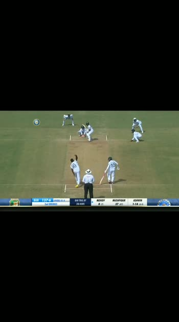 mushfiqur half century on. day3