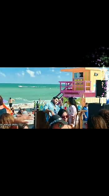 Miami 😍😍😍#telugusong #telugumoviesong