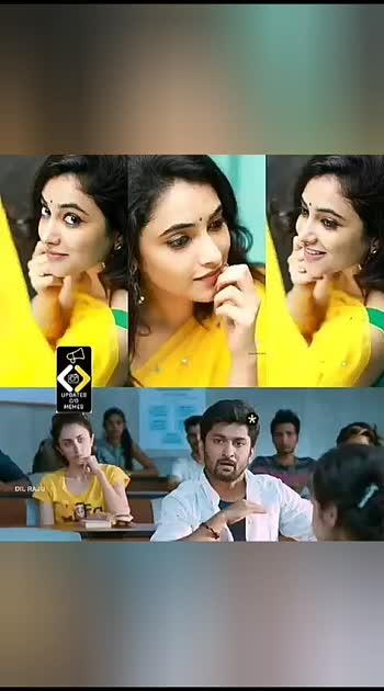 Priyanka Mohan latest still in saree