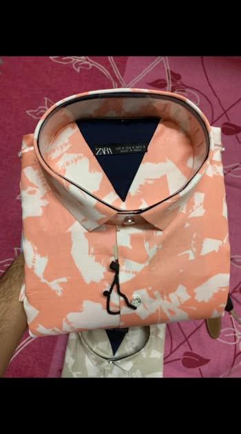 Zara shirts   Size - m l xl xxl   Dm for order   For inquiry watsaap on 9999142594  #instagood #instamood #zarafashion #zarashirt #shirtsforsale #customshirts #shirtsformen #trending #fashionnova #fashioninsta #fashionblogger #christmas #zarawoman #zaramen #zarashoes #roposobazaar