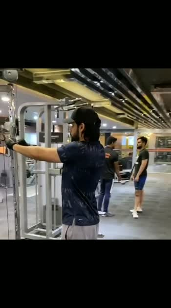 #Sushanth #fittness  #Gym_Video